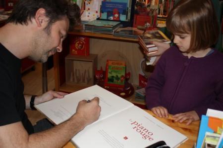 L'atelier d'illustration avec Barroux le 24/04/10