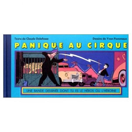 Panique au cirque