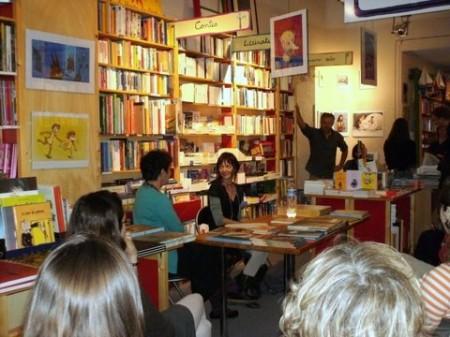 Rencontre avec Beatrice Alemagna, le 13 octobre