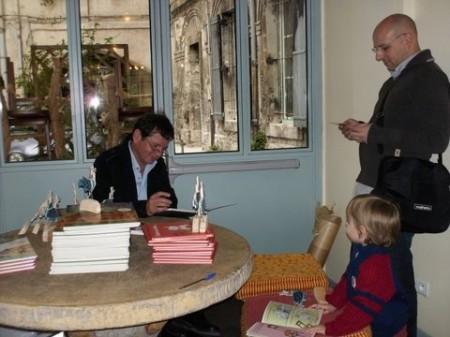 Bruno Heitz - à l'Ami Voyage le 11 octobre 2007