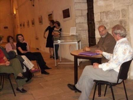 L'exposition de Rachid Koraïchi le 3 octobre