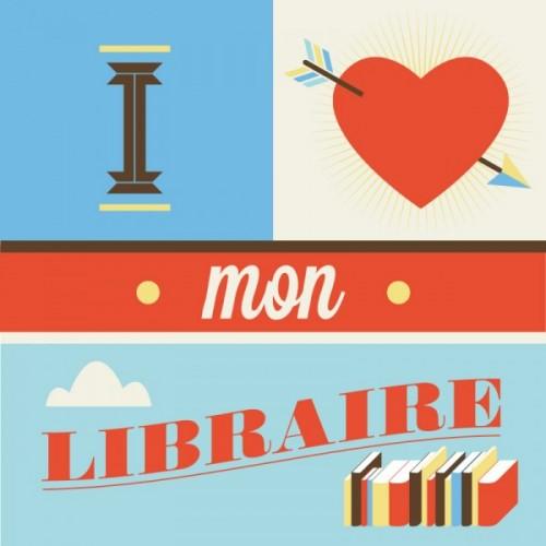 i love mon libraire