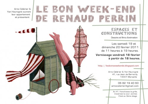 bon week-end, renaud perrin