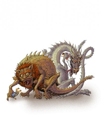 sur la piste des dragons du rhone